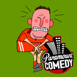Paramount Comedy TV | Web Game Development